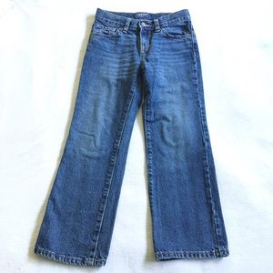Old Navy Boys Bootcut Jeans